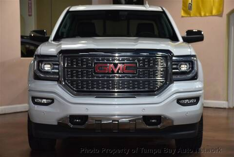2017 GMC Sierra 1500 for sale at Tampa Bay AutoNetwork in Tampa FL