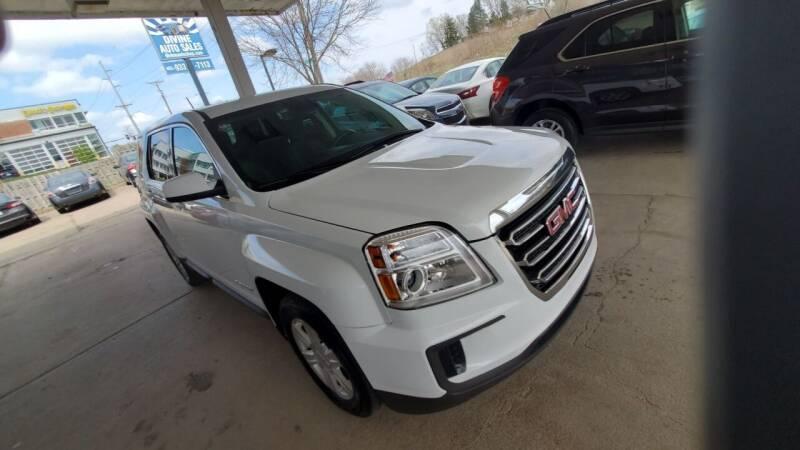 2016 GMC Terrain for sale at Divine Auto Sales LLC in Omaha NE