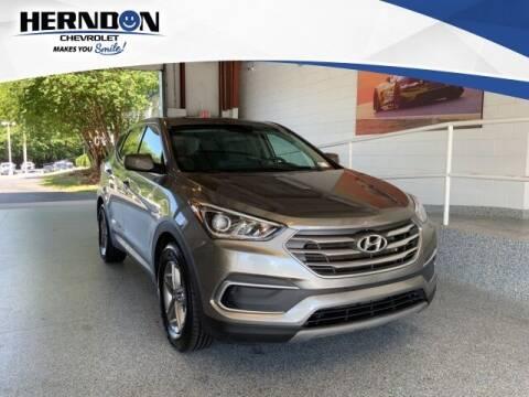 2018 Hyundai Santa Fe Sport for sale at Herndon Chevrolet in Lexington SC