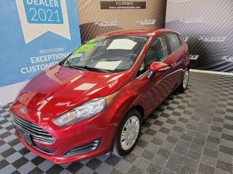 2014 Ford Fiesta for sale at X Drive Auto Sales Inc. in Dearborn Heights MI