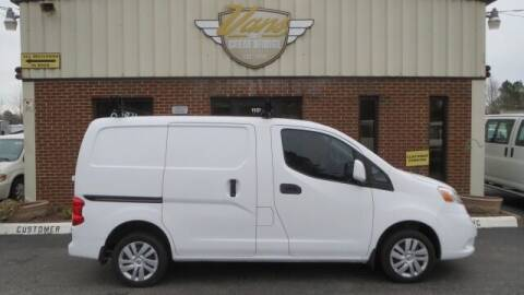 2017 Nissan NV200 for sale at Vans Of Great Bridge in Chesapeake VA