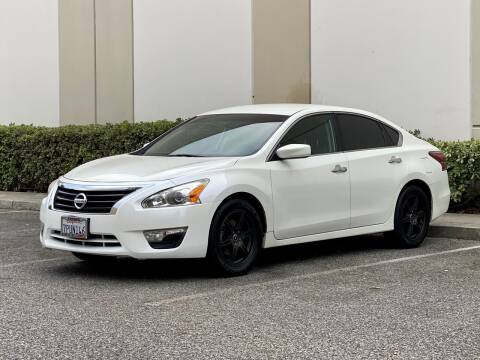 2015 Nissan Altima for sale at Carfornia in San Jose CA