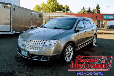 2010 Lincoln MKT for sale at Salem Motorsports in Salem OR