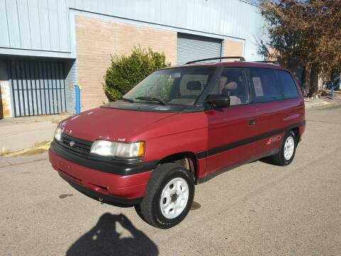 1993 Mazda MPV for sale at One Community Auto LLC in Albuquerque NM