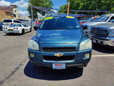 2005 Chevrolet Uplander for sale at Elmora Auto Sales in Elizabeth NJ