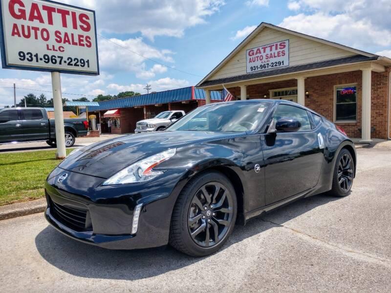 2017 Nissan 370Z for sale at Gattis Auto Sales LLC in Winchester TN