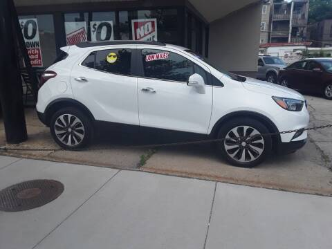 2017 Buick Encore for sale at ECONOMY AUTO MART in Chicago IL
