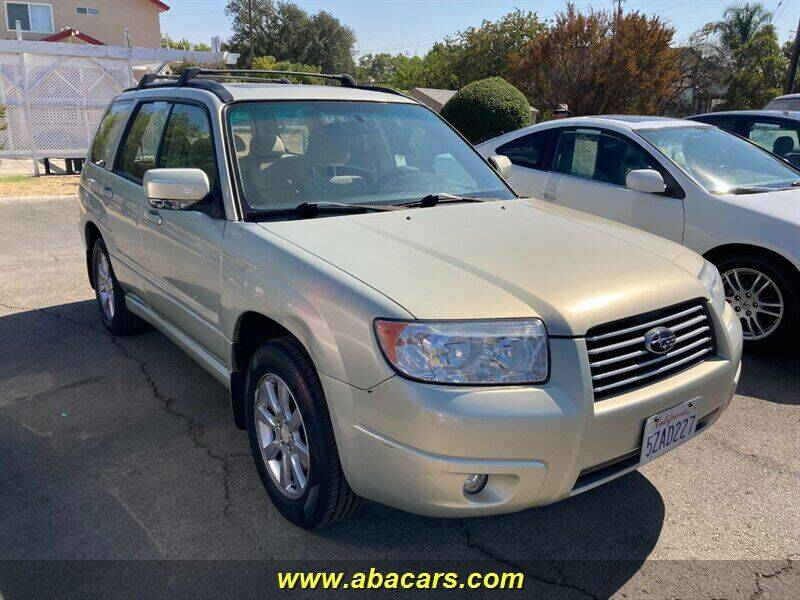 2006 Subaru Forester for sale at About New Auto Sales in Lincoln CA