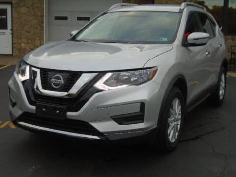 2017 Nissan Rogue for sale at Rogos Auto Sales in Brockway PA