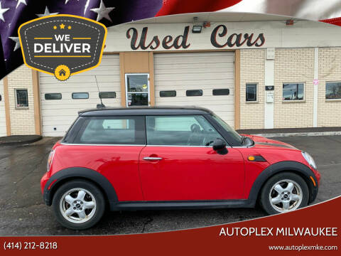 2008 MINI Cooper for sale at Autoplex Milwaukee in Milwaukee WI