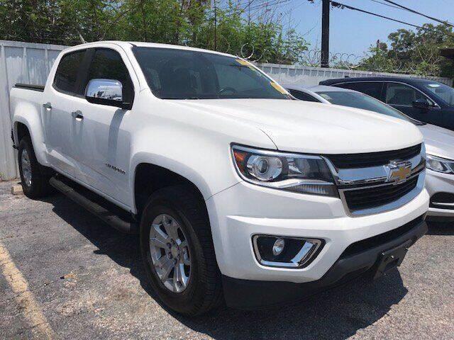 2015 Chevrolet Colorado for sale at All Star Mitsubishi in Corpus Christi TX