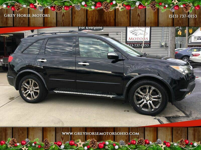 2007 Acura MDX for sale at Grey Horse Motors in Hamilton OH