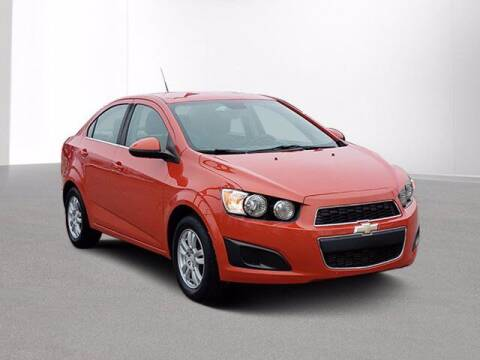 2013 Chevrolet Sonic for sale at Jimmys Car Deals in Livonia MI