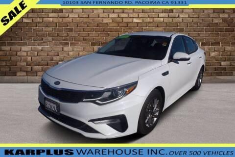 2019 Kia Optima for sale at Karplus Warehouse in Pacoima CA