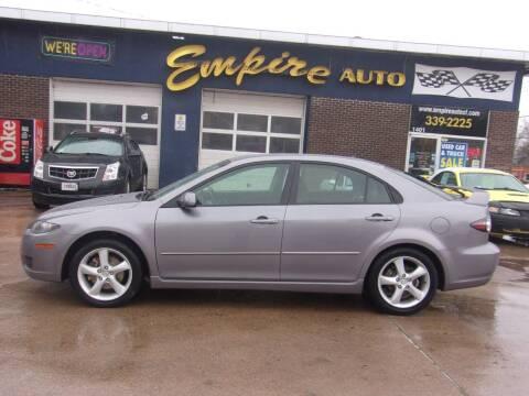 2007 Mazda MAZDA6 for sale at Empire Auto Sales in Sioux Falls SD