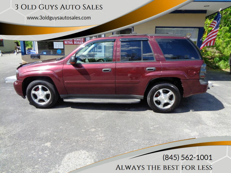2006 Chevrolet TrailBlazer for sale at 3 Old Guys Auto Sales in Newburgh NY