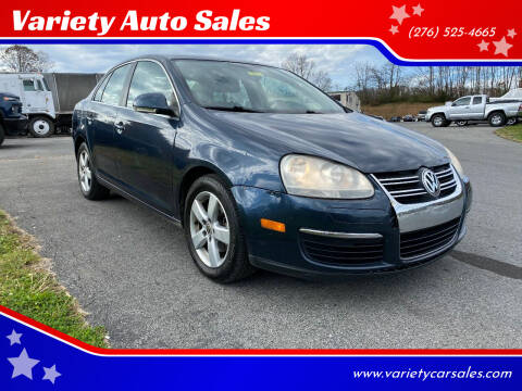 2009 Volkswagen Jetta for sale at Variety Auto Sales in Abingdon VA