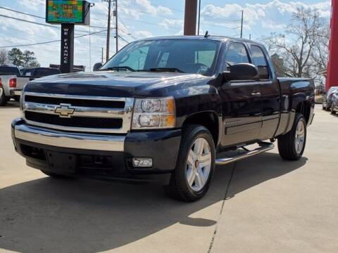2007 Chevrolet Silverado 1500 for sale at Best Auto Sales LLC in Auburn AL