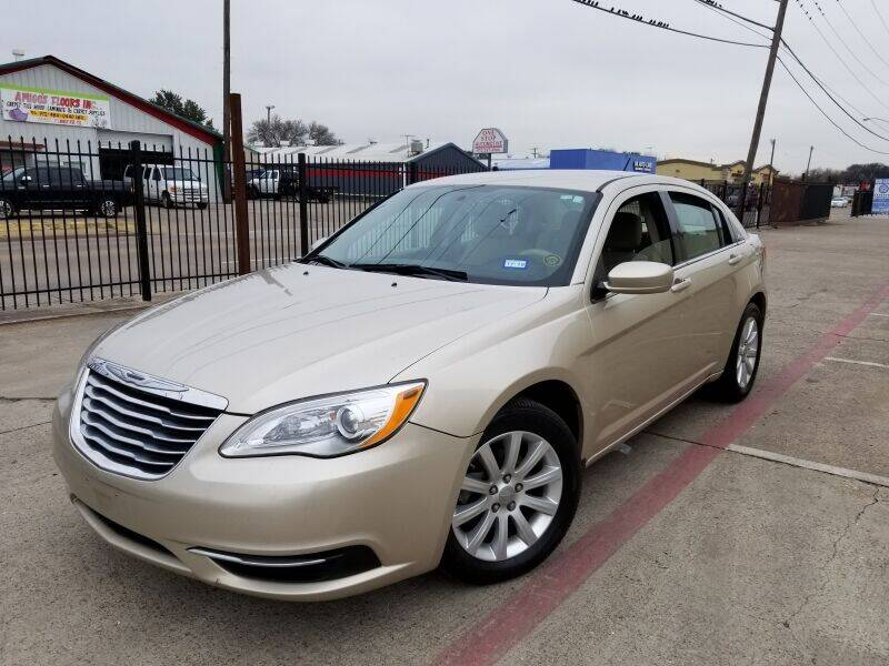 2014 Chrysler 200 for sale at A & J Enterprises in Dallas TX