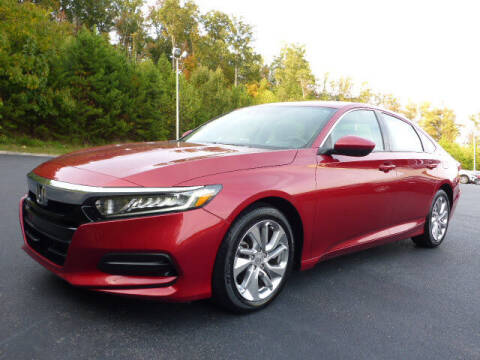 2018 Honda Accord for sale at RUSTY WALLACE KIA OF KNOXVILLE in Knoxville TN