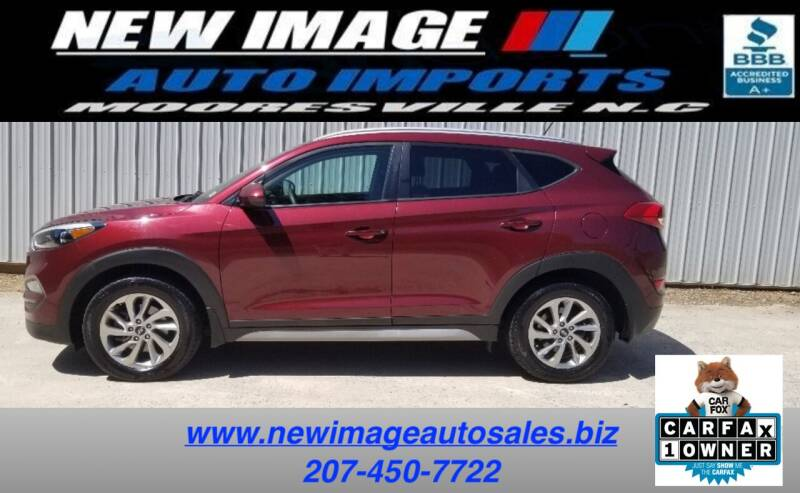 2017 Hyundai Tucson for sale at New Image Auto Imports Inc in Mooresville NC