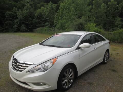 2012 Hyundai Sonata for sale at Peekskill Auto Sales Inc in Peekskill NY