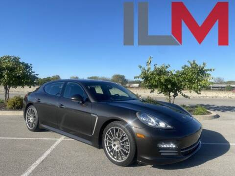 2013 Porsche Panamera for sale at INDY LUXURY MOTORSPORTS in Fishers IN