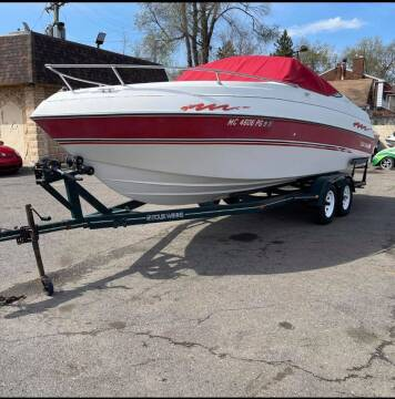 1993 Four Winns SUN DOWN for sale at Davidson Auto Deals in Syracuse IN