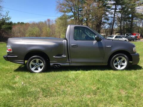 2003 Ford F-150 SVT Lightning for sale at Cella  Motors LLC in Auburn NH