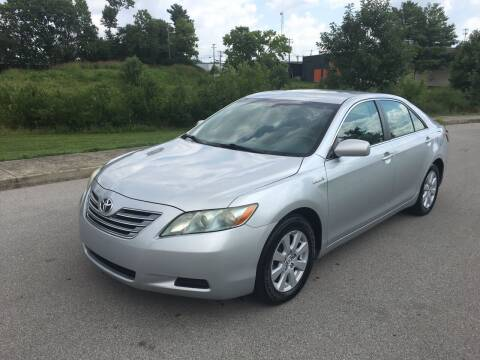 2007 Toyota Camry Hybrid for sale at Abe's Auto LLC in Lexington KY