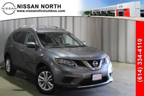 2016 Nissan Rogue for sale at Auto Center of Columbus in Columbus OH