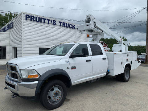 2011 RAM Ram Chassis 4500 for sale at Pruitt's Truck Sales in Marietta GA