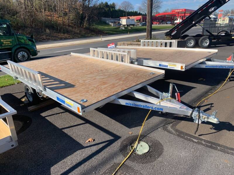 2021 Mission MATV88x12 for sale at Smart Choice 61 Trailers in Shoemakersville PA