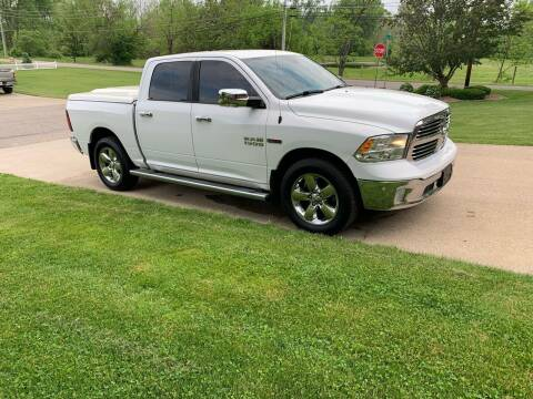 2014 RAM Ram Pickup 1500 for sale at Clarks Auto Sales in Connersville IN