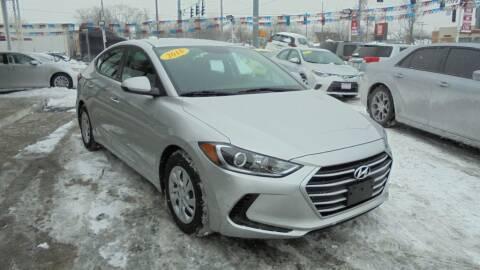 2018 Hyundai Elantra for sale at Absolute Motors in Hammond IN