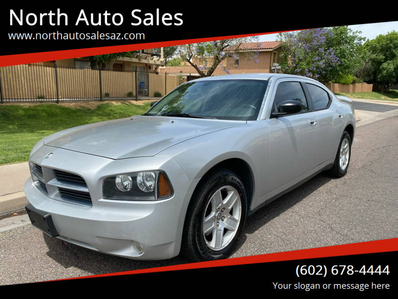 2007 Dodge Charger for sale at North Auto Sales in Phoenix AZ