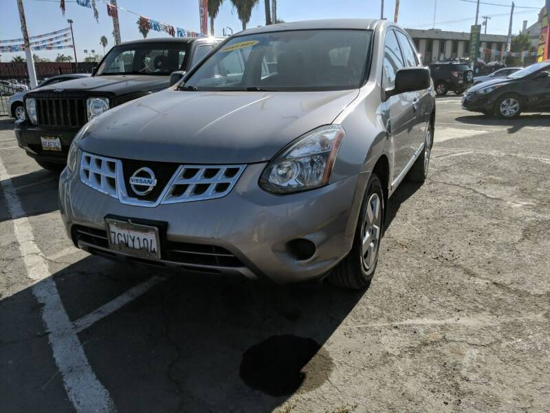 2014 Nissan Rogue Select for sale at Best Deal Auto Sales in Stockton CA