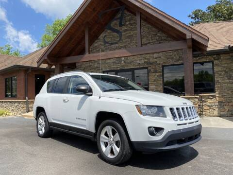 2014 Jeep Compass for sale at Auto Solutions in Maryville TN