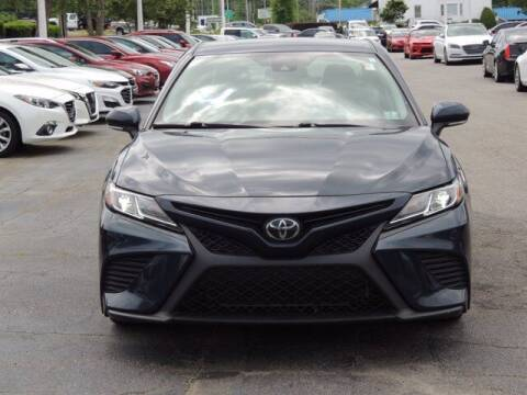 2019 Toyota Camry for sale at Auto Finance of Raleigh in Raleigh NC