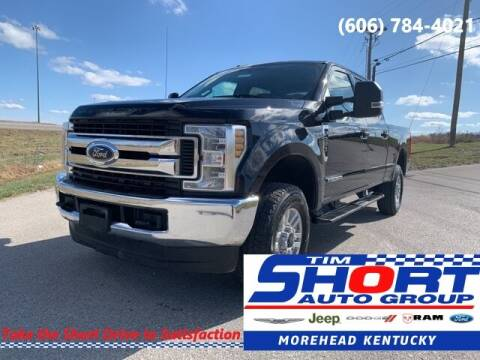 2019 Ford F-250 Super Duty for sale at Tim Short Chrysler in Morehead KY