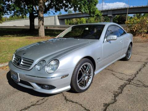 2005 Mercedes-Benz CL-Class for sale at EXECUTIVE AUTOSPORT in Portland OR