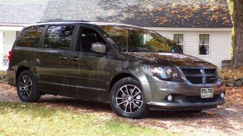 2016 Dodge Grand Caravan for sale at The Auto Barn in Berwick ME