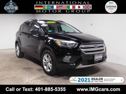 2018 Ford Escape for sale at International Motor Group in Warwick RI