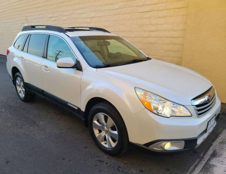 2011 Subaru Outback for sale at Cars To Go in Sacramento CA