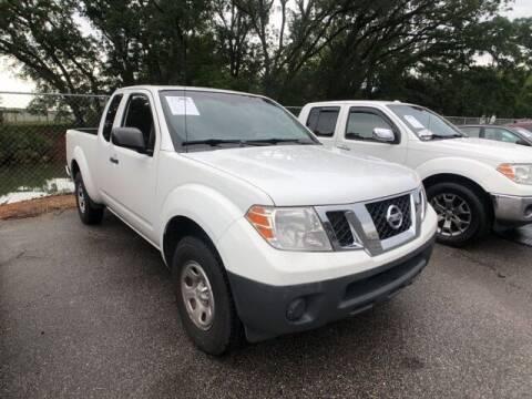2014 Nissan Frontier for sale at Allen Turner Hyundai in Pensacola FL