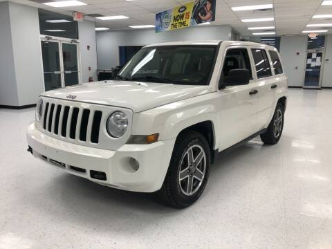 2009 Jeep Patriot for sale at Grace Quality Cars in Phillipston MA