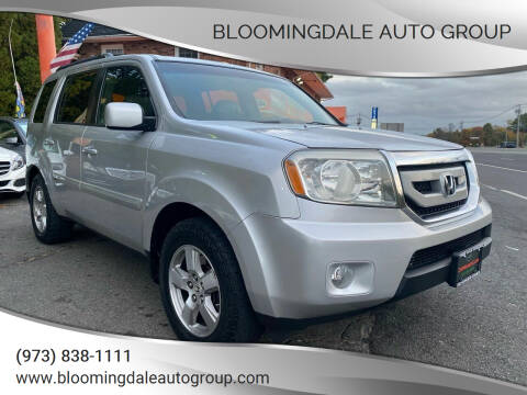 2009 Honda Pilot for sale at Bloomingdale Auto Group - The Car House in Butler NJ