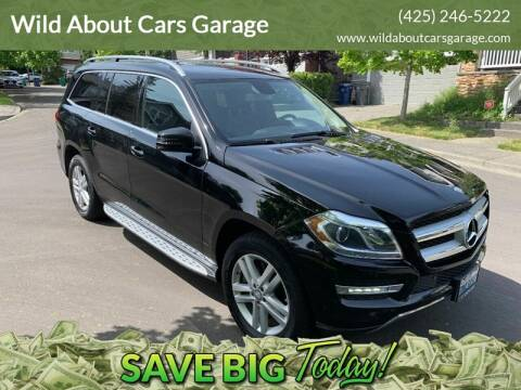 2013 Mercedes-Benz GL-Class for sale at Wild About Cars Garage in Kirkland WA