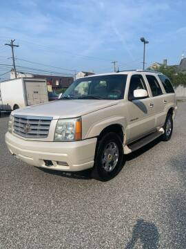 2003 Cadillac Escalade for sale at ARS Affordable Auto in Norristown PA