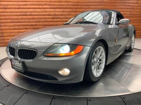 2003 BMW Z4 for sale at Dixie Motors in Fairfield OH